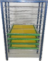KeipBros Screen Drying Rack Horizontal 12 thumb