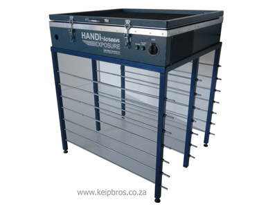 KeipBros Darkroom HandiExposure 750x650mm Screen Rack