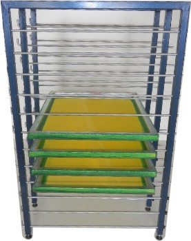 KeipBros Screen Drying Rack Horizontal 12